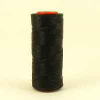Heavy 1mm Synthetic Thread Black