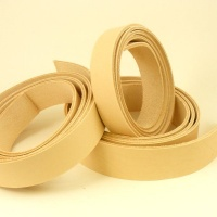 Heavy 3.5mm Veg Tan Tooling Leather Strips
