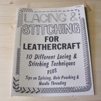 Lacing & Stitching for Leathercraft