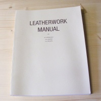 Leatherwork Manual by Al Stohlman