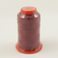 Maroon Nylon Thread for Machine Sewing Leather