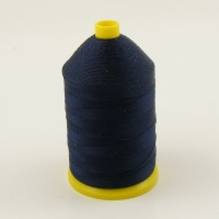 Navy Blue Nylon Thread for Machine Sewing Leather