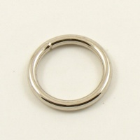 O Ring Nickel Plated Iron 20mm 3/4''