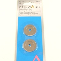 Replacement Blades for 28mm Rotary Cutter