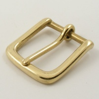 Solid Brass Belt Buckle 1 1/4 32mm