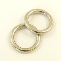 Solid Stainless Steel Ring 18mm