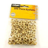 Replacement Eyelets for 7mm Rolson Eyelet Pliers