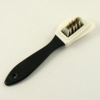 TO CLEAR Suede & Leather Brush