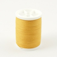 Yellow Linen Sewing Thread For Leather