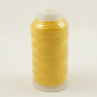 Yellow Nylon Thread for Machine Sewing Leather