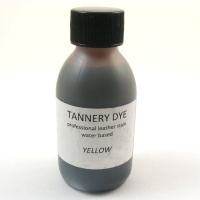 YELLOW Tannery Dye