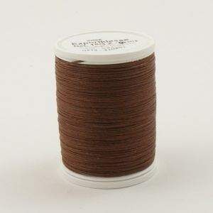 Warm Brown Linen Sewing Thread for Leather