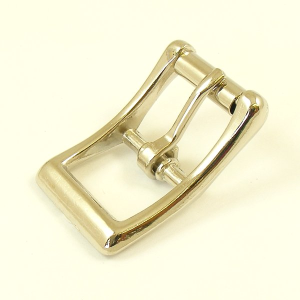 Cast Nickel Plated Whole Roller Buckles
