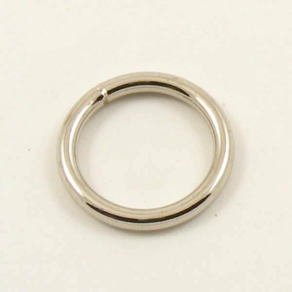 Nickel Plated Steel Rings