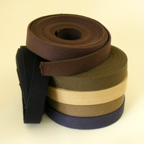 32mm Cotton Webbing (1 1/4 inch)