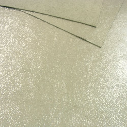 Metallic Foiled Leathers