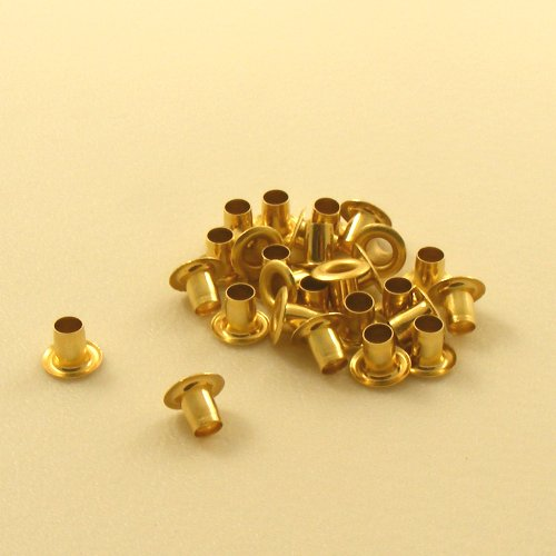 Eyelets - Brass Finish