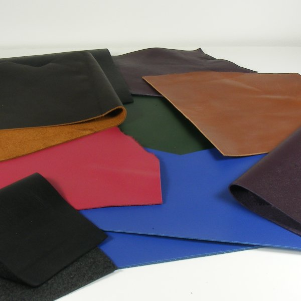 Value Packs of Leather Pieces