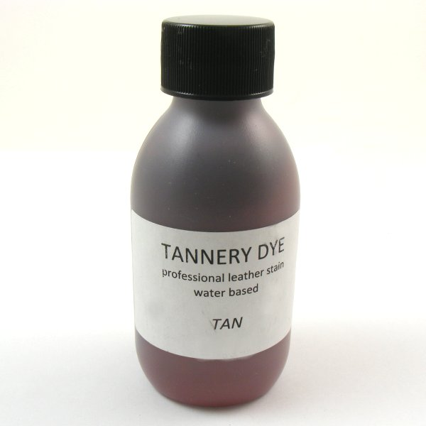 500ml Water Based Leather Dyes