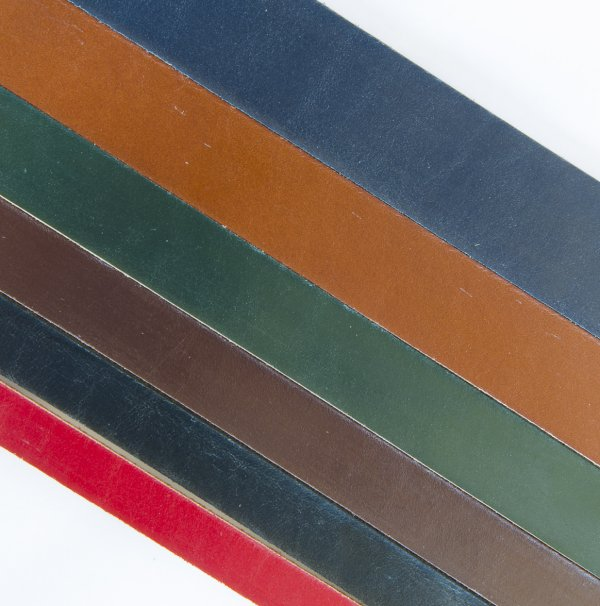 English Saddlery / Bridle Leather Strips