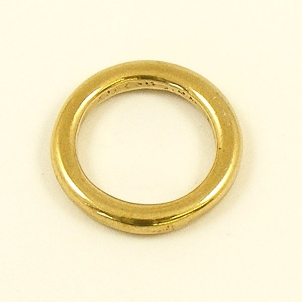 Cast Brass Rings