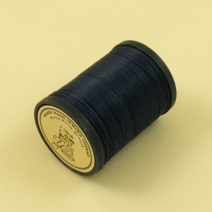 0.45mm Yue Fung Linen Navy Blue MS019