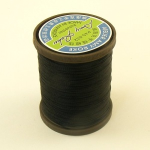 0.45mm Amy Roke Polyester Thread Black 03