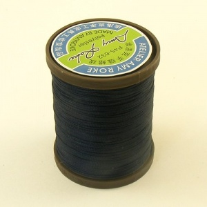 0.45mm Navy Blue Polyester Sewing Thread