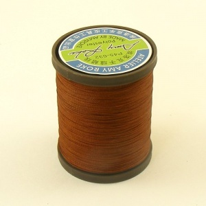 0.45mm Chestnut Brown Polyester Sewing Thread