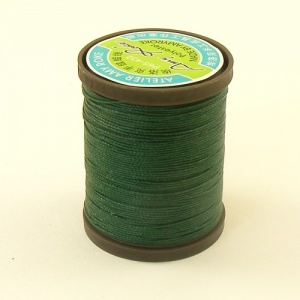 0.65mm Amy Roke Polyester Thread Dark Green 28