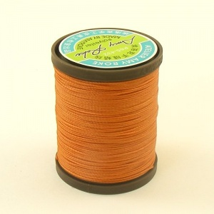 0.65mm Bright Tan Polyester Sewing Thread