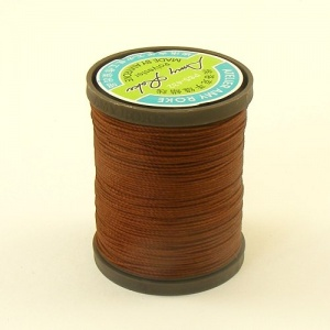 0.65mm Chestnut Brown Polyester Sewing Thread