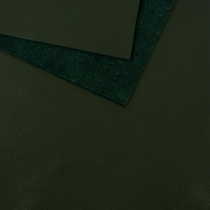 1mm Soft Crease Textured Cowhide Sea Green 30x60cm