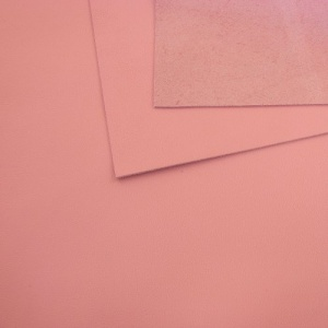 1mm Cowhide Baby Pink A4