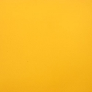 1mm Cowhide Yellow 30x60cm