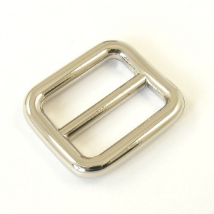 Nickel Free Strap Slider / 3 Bar Slide 20mm