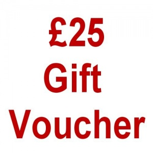 £25 Artisan Leather Gift Voucher