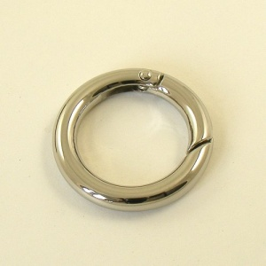 25mm Spring Gate Clip Ring For Handbags