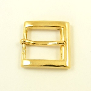 25mm Smart Belt Buckle Shiny Gilt