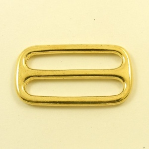 3 Bar Slide Solid Brass 38mm