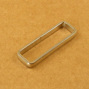Slim Belt Loops Nickel Plated 32mm