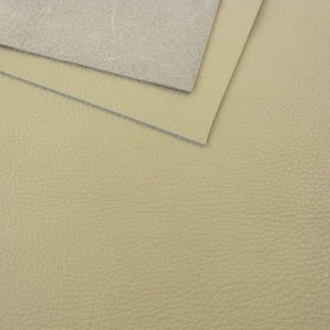 1.2mm Textured Beige Leather A4