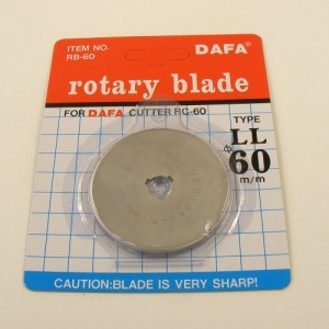 Replacement Blade for 60mm Rotary Cutter
