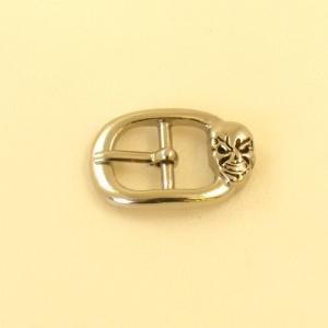 12mm Skull Design Buckle