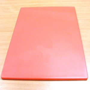 Large Red Cutting Board 30 x 45cm