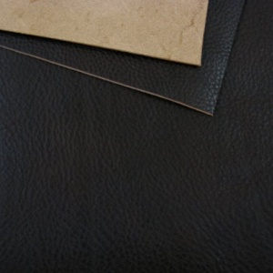 1.5-1.7mm Dark Brown Rutland Vegetable Tanned Leather A4 Size