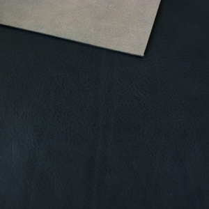 2-2.5mm Blue Soft Feel Vegetable Tanned Leather A4