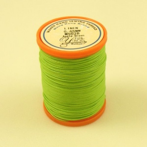 0.65mm Yue Fung Linen Apple Green MS028
