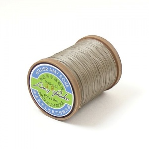 0.45mm Amy Roke Polyester Thread Elephant Grey 32