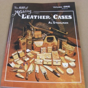 HALF PRICE The Art Of Making Leather Cases Volume 1